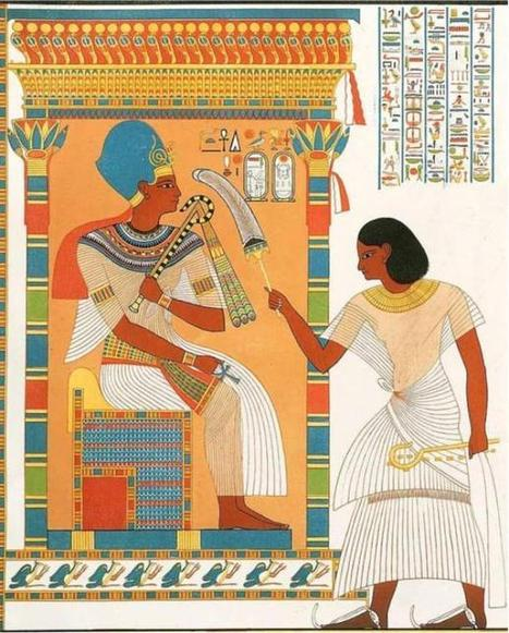 Tomb of Huy, ruler of Nubia under Tutankhamun, to be opened to the public - Ancient Origins | AncientHistory@CHHS 2012-13 | Scoop.it