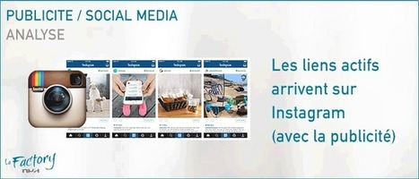Publicité sur Instagram : bientôt des liens & des boutons dans les publications sponsorisées   Instagram: outils, tips & fun   Scoop.it