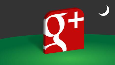 Google+ Is Walking Dead | TechCrunch | Google + Project | Scoop.it