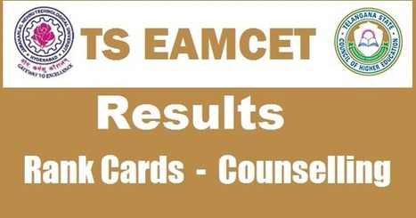 TS EAMCET 2017 Rank Cards Download OMR Sheets R