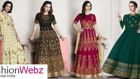 4944643a3d AMAZING DESIGNS OF ANARKALI SALWAR KAMEEZ FOR EVERY WELL DEFINED INSTANCE