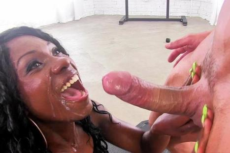 Black african girls sex