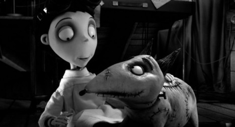Clip de Frankenweenie, de Tim Burton | wikiNoticia | Animació amb Stop Motion | Scoop.it