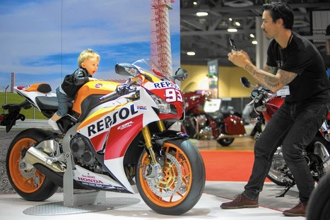 Long Beach international motorcycle show puts price war on display | Ductalk Ducati News | Scoop.it