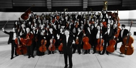 Le numérique, le pari gagnant de l'Orchestre National de Lille | méli-mélo | Scoop.it