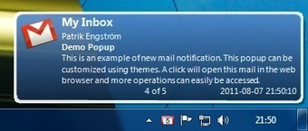 Gmail Notifier Pro - Professional Gmail notifier for Windows | Translator Tools | Scoop.it