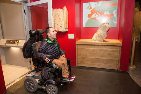 Roman Baths and Pump Room: accessible history in action | Disability Horizons | Tourism 4All | Scoop.it