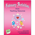 February Activities from Teaching Resources | Seasonal Freebies for Teachers | Scoop.it