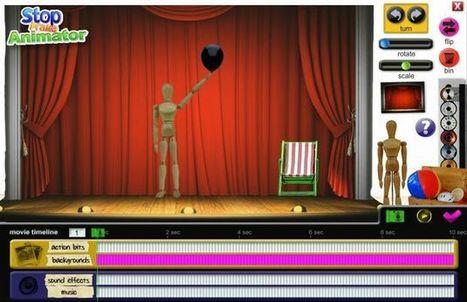 Stop Frame Animator, crea sencillas animaciones con audio y efectos de sonido | EDUDIARI 2.0 DE jluisbloc | Scoop.it