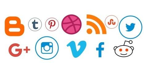 12+ Social media icons hover effect css | Tutor