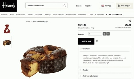 Come vendere all'estero online: il Panettone, un case study | Social media culture | Scoop.it