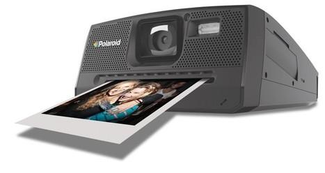 Polaroid releases Z340 Instant Digital Camera   All Geeks   Scoop.it