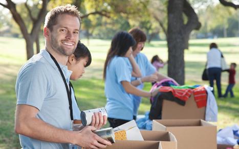 This App Rewards You for Volunteer Work   Practice Compassion   Scoop.it