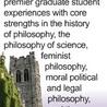 Recursos de información en filosofía