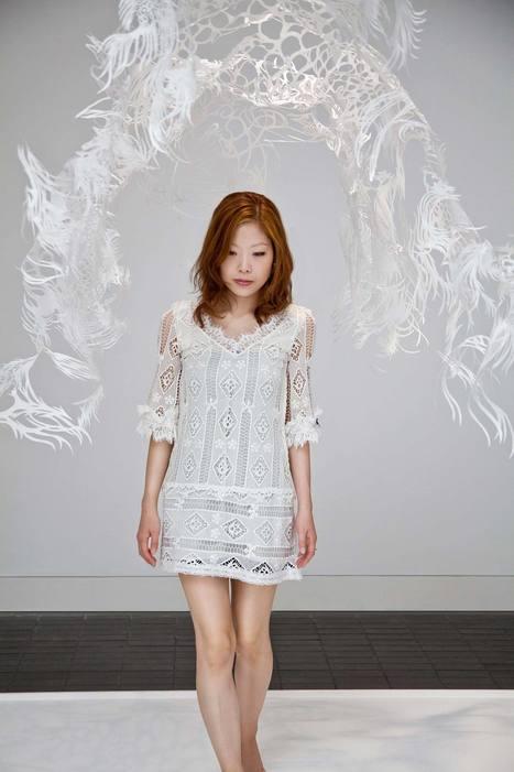 Paper Cut Art | Nahoko Kojima | Arduino progz | Scoop.it