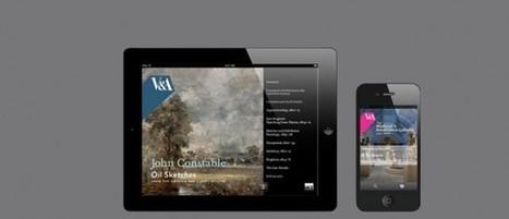Etude du Victoria & Albert Museum : visiteurs et smartphones, équipements et usages | Médiation culturelle et numérique | Scoop.it