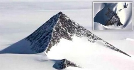 'Pyramid' Discovered on Antartica! Changes Everything We Knew About History | Antarctica | Scoop.it