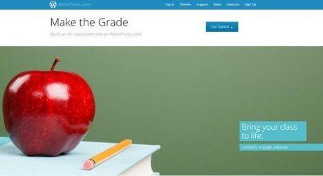 WordPress.com lanza Classrooms para el sector educativo | Recull diari | Scoop.it