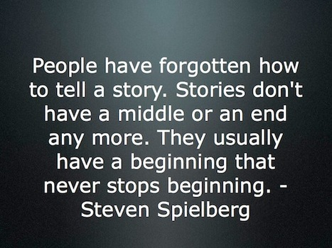 Transmedia: confusing Style with Story - Journal - mikejones.tv | Just Story It! Biz Storytelling | Scoop.it