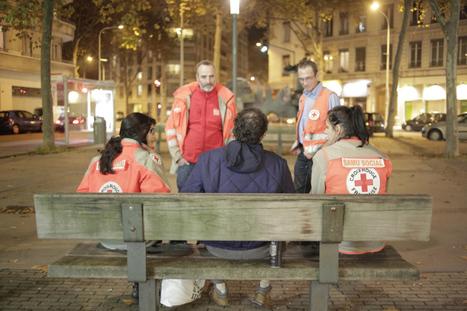 Samu Social de la Croix-Rouge Française du Rhône recherche bénévoles pour mener des Maraudes Littéraires... | Edition en ligne & Diffusion | Scoop.it