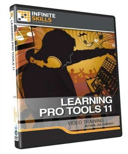 "Infinite Skills Releases ""Learning Pro Tools 11″ Training Course 