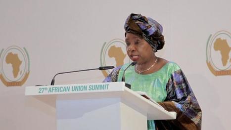 # PANAFRICOM / UN INSTANT RELIRE ET A MEDITER AU OU L'ÉLECTION REPORTEE EN JUILLET S'APPROCHE A NOUVEAU ... | AFRIQUE MEDIA TV | Scoop.it