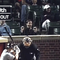 Some Jackass Made Blowjob Pantomimes Behind Home Plate At Wrigley For Nearly An Inning Before Getting Ejected | Show Prep | Scoop.it