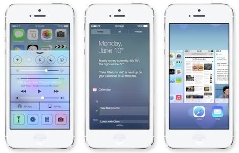 Implications of iOS 7 for App Marketers - Trademob | Digital & Mobile Marketing Toolkit | Scoop.it
