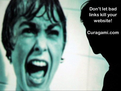 "Don't Let ""Bad Links"" Kill Your Website - @Curagami 