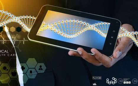 Bientôt du séquençage d'ADN sur smartphone | Innovation et technologie | Scoop.it