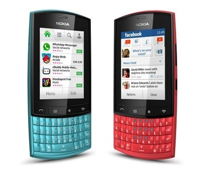 Nokia Asha 303 Review - Is Nokia's New Design Worth It ? - Geeky Android - News, Tutorials, Guides, Reviews On Android | Android Discussions | Scoop.it