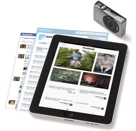 Flipboard for iPad | Social media kitbag | Scoop.it