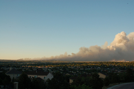 Colorado is burning as climate change extends wildfire season | Messenger for mother Earth | Scoop.it