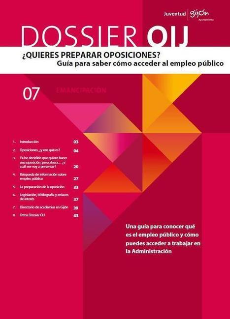Oferta de Empleo Público 2014 del Principado de Asturias | Blog de ... | Empleo y Orientación Laboral | Scoop.it