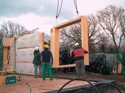 Chênelet : l'éco-construction au service de l'insertion | Chuchoteuse d'Alternatives | Scoop.it