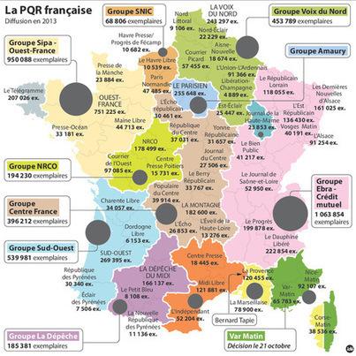 La presse régionale au pied du mur | La-Croix.com | MoJo (Mobile Journalisme) | Scoop.it