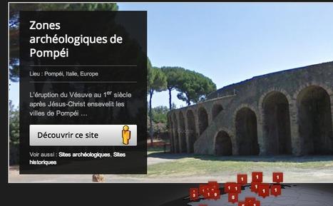 World Wonders Project. Visite virtuelle du patrimoine mondial. | Time to Learn | Scoop.it