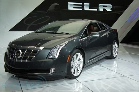 Cadillac ELR unveiled: A Volt for the luxury set (updated with pictures) | Nerd Vittles Daily Dump | Scoop.it