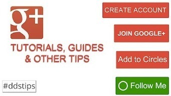 Google+ Tutorials Guides and Tips | Google Plus Business Pages | Scoop.it