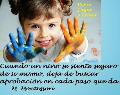 10 Frases De María Montessori Una Educ