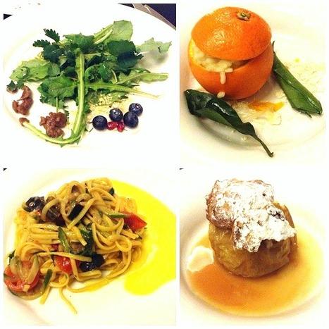 Una cena Marchigiana in versione vegetariana allo Sheraton | As You Want Dishes | Scoop.it