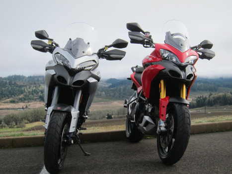 Testing the 2013 Ducati Multistrada (and how it compares to the 2010-12 Multistrada) | Desmopro News | Scoop.it