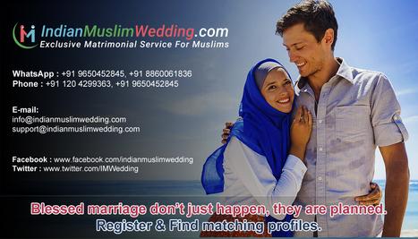 Indian muslim matchmaking Gratis datingside for Kolkata