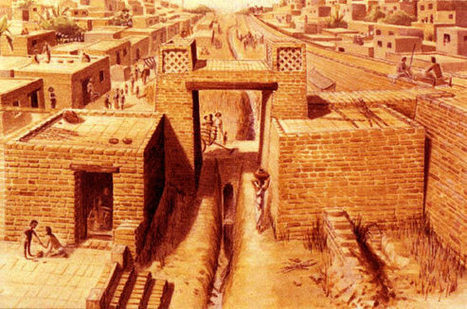 Study Sheds More Light on Collapse of Harappan Civilization   News in Conservation   Scoop.it