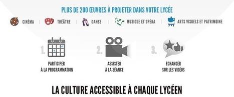 Culture Lycée - Les grands classiques du patrimoine culturel dans votre lycée | Cabinet de curiosités numériques | Scoop.it