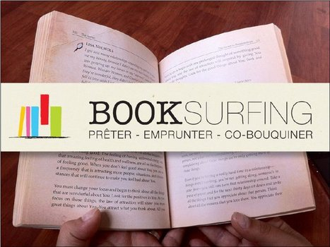 "Internet Consumer Behaviours: BookSurfing : ""prêter, emprunter, co-bouquiner"" | Internet Consumer behaviors | Scoop.it"