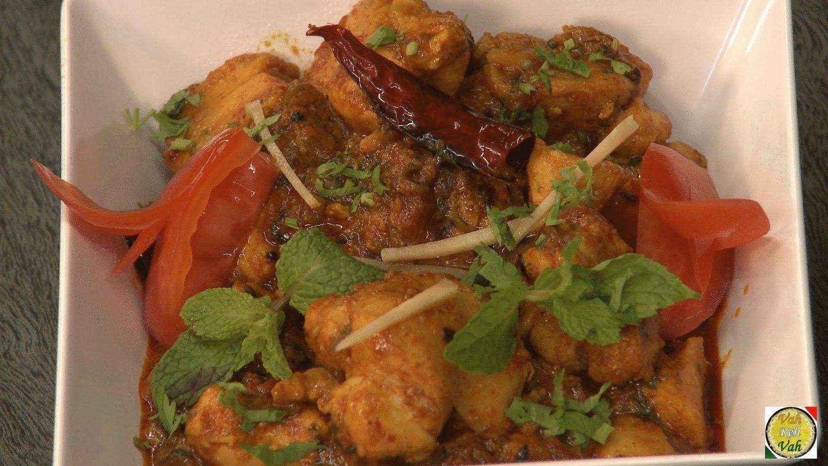 Achari Chicken The Asian Food Gazette Sco Bumbu Nasi Hainan Veggie Way Hainam Vegan