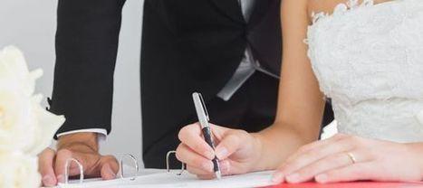 Comment constituer son dossier de mariage auprès de la mairie? - L'Express | De la Famille | Scoop.it