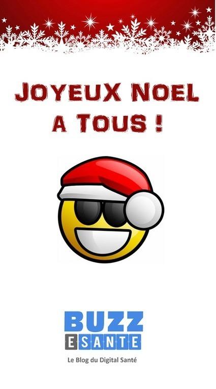 Joyeux Noël à tous !   Buzz e-sante   Scoop.it