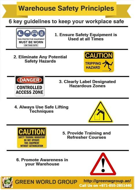 ensure work safety